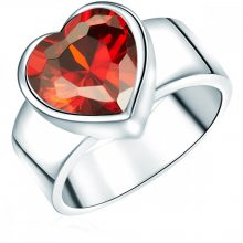 RafaelaDonata gyűrű Sterling ezüst cirkónia rmásikzform gyűrű 58