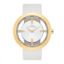 RWS Lucrezia női óra neasztalcél 3 ATM elefántcsont/arany