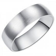 TrueRebels gyűrű nemesacél gyűrű 66