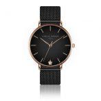 Amelia Parker fekete női óra karóra AA3-B048B /kampapl várható érkezés 06.30