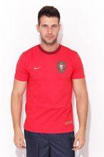 Nike férfi piros  póló M