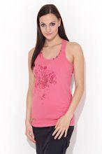 Nike női rózsaszín póló S/36