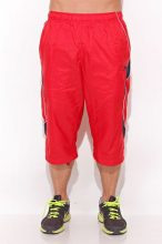 Nike férfi piros   bermuda nadrág M