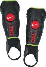 Nike gyerek fekete, piros  sípcsontvédő M