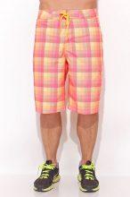 Nike férfi narancssárga  bermuda nadrág 34