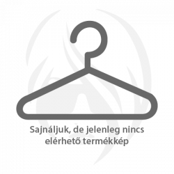 nemesacél ékszerszett (fülbevaló ékszer és Lánc) ezüstfehérköves