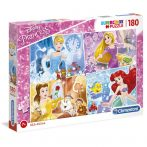 Disney Princess puzzle 180pcs gyerek
