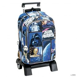 gurulós táska Star Wars Csillagok Háborúja Space 43cm gyerek