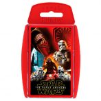 Star Wars Csillagok Háborúja Episode VII Top Trumps spanishkártya gyerek