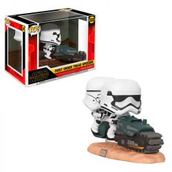 POP figura Star Wars Csillagok Háborúja Rise of Skywalker Tread Speeder gyerek