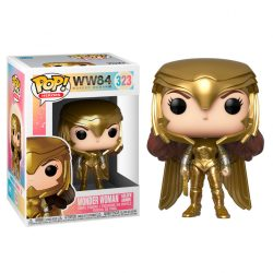 POP figura DC Wonder női 1984 Wonder nőiarany Power Pose gyerek