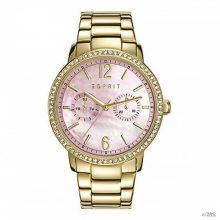 Esprit Női óra  óra karóra  Kate nemesacél arany színűES108092002