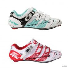 Schuhe Northwave Evolution SBS Road fehér/red, 45