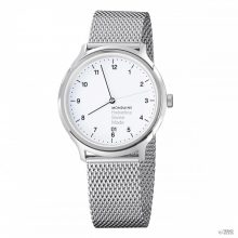 Mondaine Unisex férfi női óra Helvetica No1  óra karóra  MH1.R2210.SM