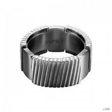 Esprit férfi gyűrű nemesacél Flush Gr.20 ESRG11375B200