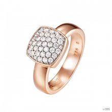 Esprit Collection Női gyűrű ezüst RosĂŠ Antigone Gala Gr.18 ELRG92314B180