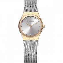 Bering Ékszer Női óra  óra karóra  vékony klasszikus - 12924-001 nemesacél