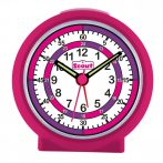 Scout   Wecker ébresztő LearnTheTime rózsaszín 280001015