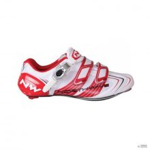 Schuhe Northwave Evolution SBS Road 2012/13 fehér/pirosGr.44