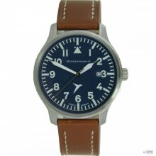 Aristo férfi Messerschmitt óra Fliegeruhr ME-KékE42B Kék