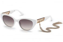 GUESS női fehér napszemüveg GU7690-21F