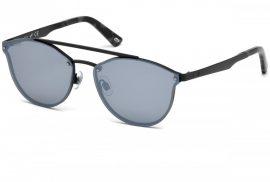 WEB EYEWEAR Unisex férfi női fekete napszemüveg WE0189-02C