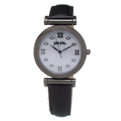 FOLLI FOLLIE női fekete Quartz óra karóra WF19Y001SPS