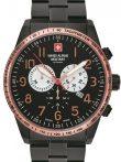 Swiss Alpine Military 7082.9187 chrono 45mm 10ATM karóra