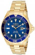 "Invicta férfi 14357 ""Pro Diver"" 18k gold ion-plated színű óra karóra"