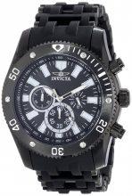 Invicta férfi 14862 Sea pók analóg Japanese-Quartz fekete óra karóra