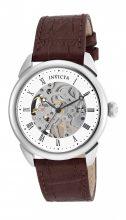 Invicta férfi 17185 Specialty átlátszó mechanikus kézi-felhúzó óra karóra