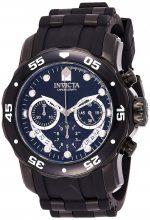 Invicta férfi 6986 Pro Diver Collection Kronográf Óra fekete óra karóra