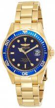 "Invicta férfi 8937""Pro Diver"" 18k gold ion-plated színű Karkötő óra karóra"