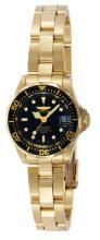 Invicta női 8943 Pro Diver Collection arany színű - óra karóra