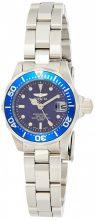 Invicta női 'Pro Diver' Quartz nemesacél Diving óra karóra, szín:ezüst- (Model: INVICTA-9177)