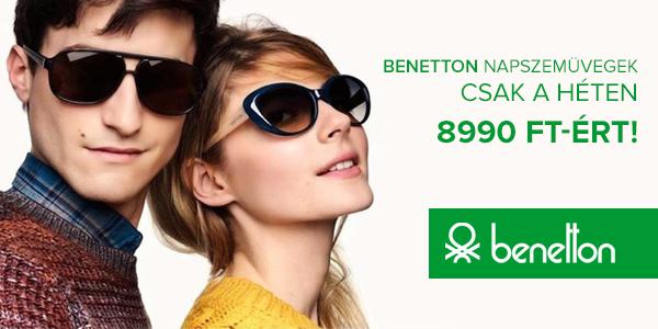 Benetton akció