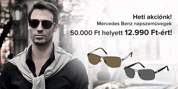 Mercedes Benz akció