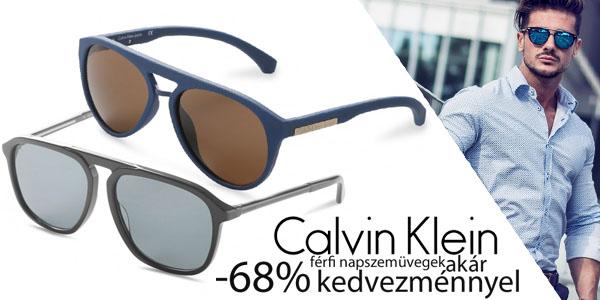 Calvin Klein napszemüvegek akár -68% kedvezménnyel!