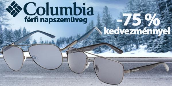Columbia férfi napszemüvegek -75% kedvezménnyel!