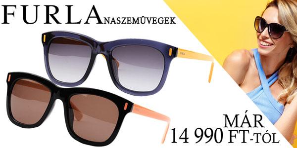 Furla napszemüvegek már 14 990 Ft-tól!