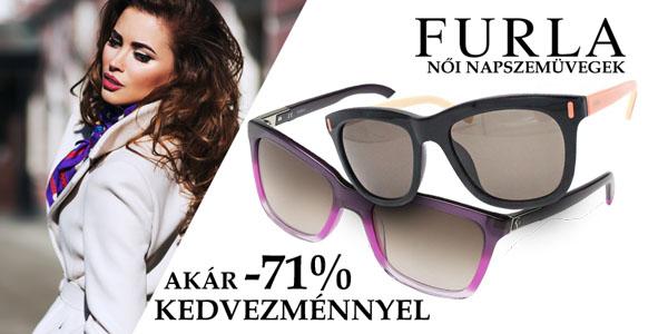 Furla napszemüvegek akár -71% kedvezménnyel!