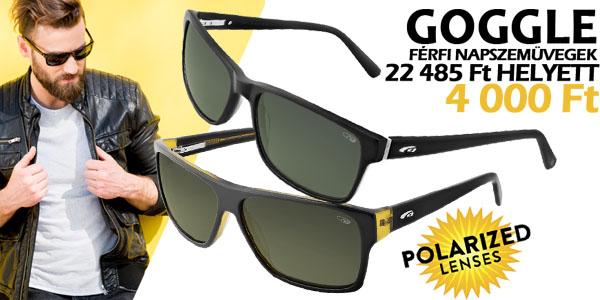 Goggle napszemüvegek most 4 000 Ft-ért!