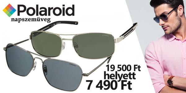 Polaroid napszemüvegek 7 490 Ft-ért!