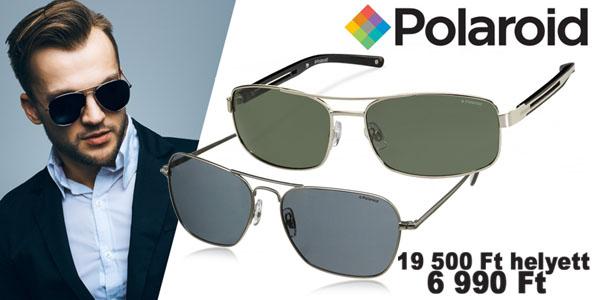 Polaroid napszemüvegek 19 500 Ft helyett 9 990 Ft!