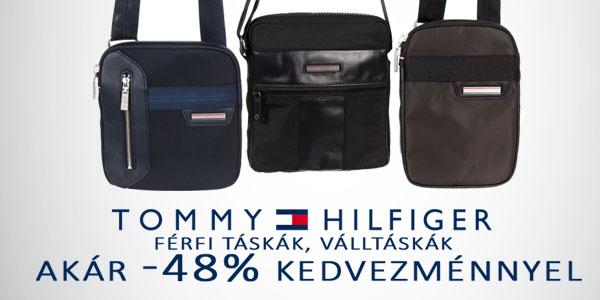 Tommy Hilfiger táskák akár -48% kedvezménnyel!