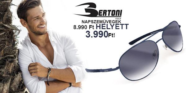 Bertoni napszemüvegek 3 990Ft!