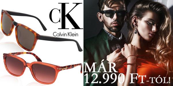 Calvin Klein napszemüvegek 12 990 Ft-ért!