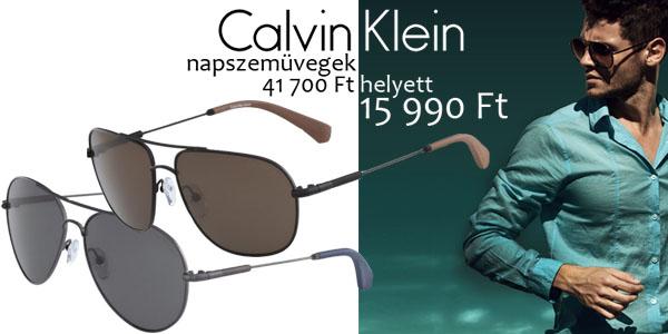 Calvin Klein napszemüvegek 15 990 Ft-ért!