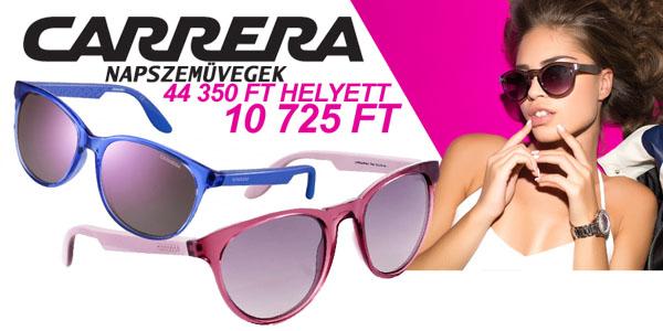 Carrera napszemüvegek 10 725 Ft-ért!