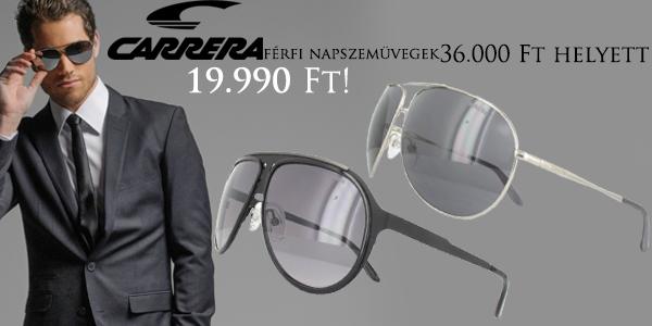 Carrera férfi napszemüvegek 19 990 Ft-tól!